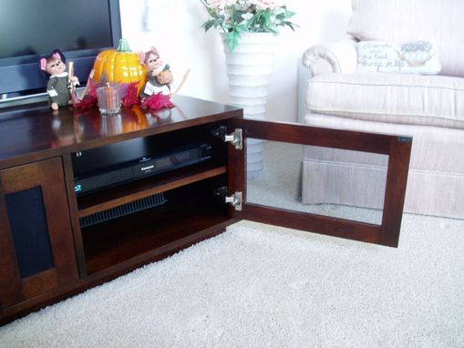Custom Made Entertainment Units And Furniture