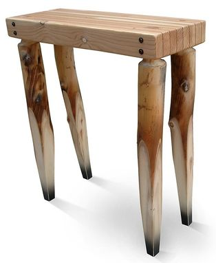 Custom Made Furniture | Aspen-Leg Table