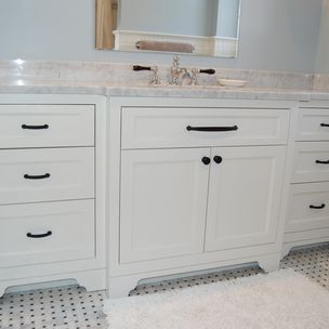 Custom Bathroom Vanities Connecticut stephen williams: john samuel custom cabinetry | ridgefield, ct