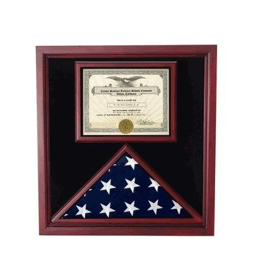 Custom Made Large Flag And Document Case For Large Flags