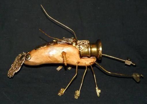 Custom Made Steampunk Assassin Prawn