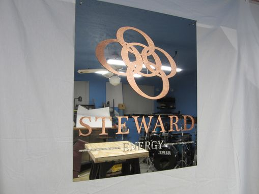 Custom Made Signage / Business Logo