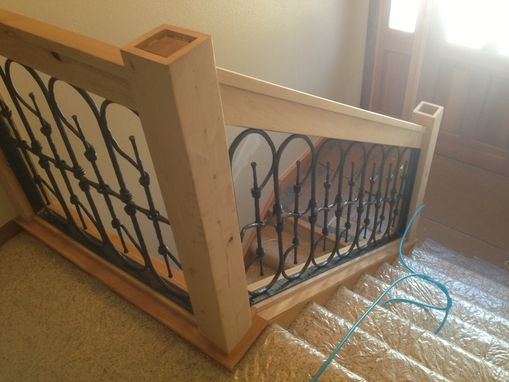 Custom Made Gathmann Railing