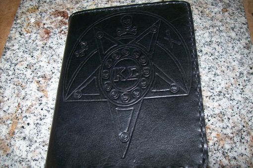 Custom Made Leather Journal