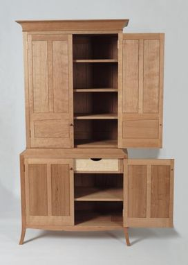 Custom Made Closed Hutch