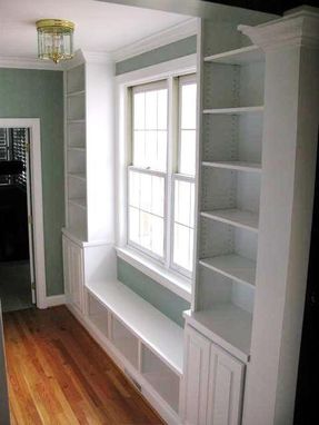 Custom Made Hallway Built-In