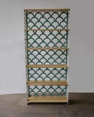 Custom Made Cambridge Shelving Unit