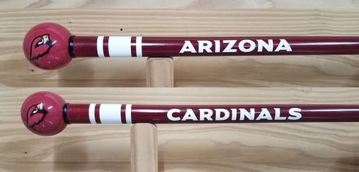Custom Made Nfl Walking Cane, Choose Your Favorite Team