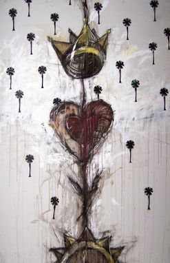 "Custom Made ""Love For Power"" 