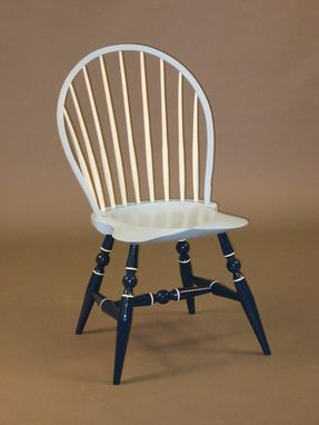 Custom Made Unc Windsor Chair