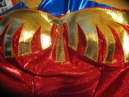 Custom Made Wonder Woman Costume