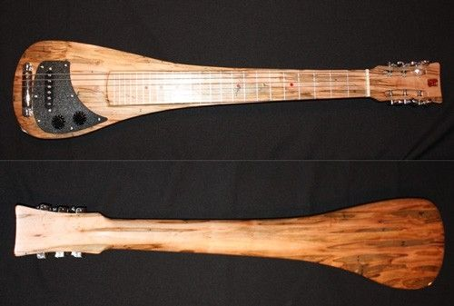 Custom Made Lap Steel Guitar