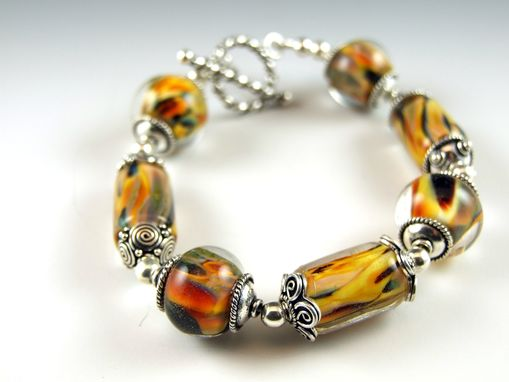 Custom Made Lampwork Bracelet Jewellery