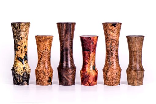 Custom Made Manzanita Burl Wood Portland Peppermill Company Salt Or Pepper Mill Ceramic Grinder