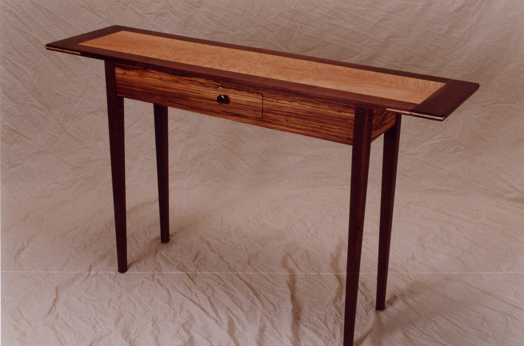 Wooden Hall Tables entryway tables, hall tables, accent tables | custom entry tables