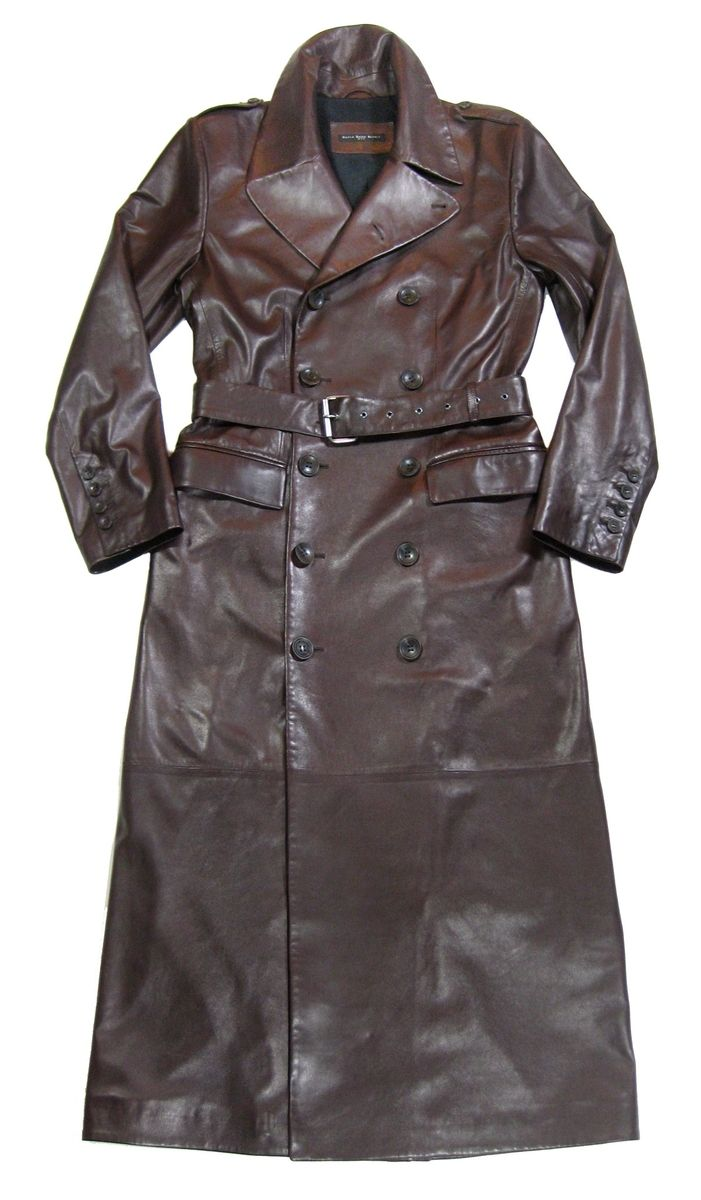 Hand Crafted Men S Bespoke Oxblood Brown Leather Edwardian