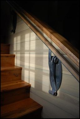 Custom Made The Perfect Handrail