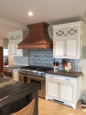 Custom Made Custom French Country Style Kitchen Range Hood