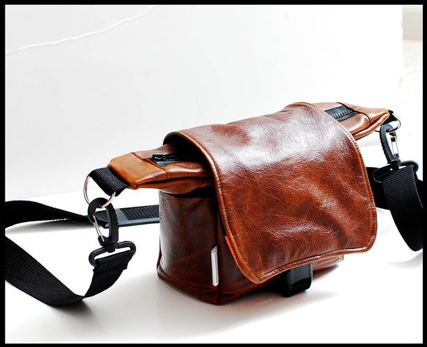 Custom Made Women s Camera Bag Travel Bag In Messenger Style - Lilliput by  Sizzlestrapz  93a111ee1995c