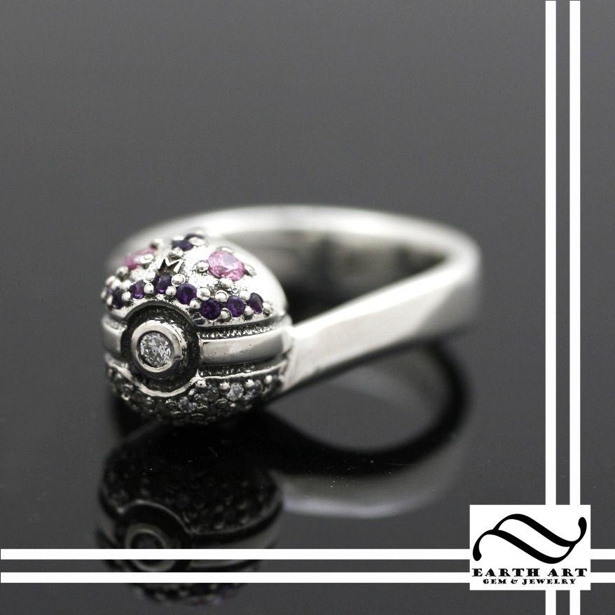 Pokemon Master Ball Ring
