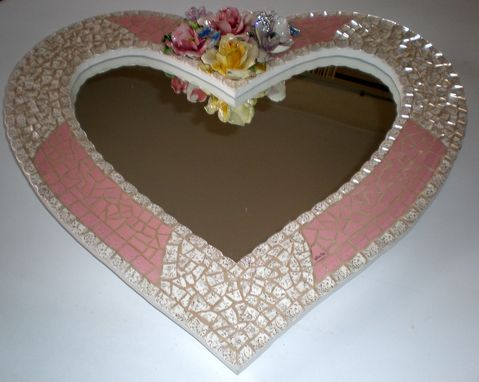 Custom Made Mosaic Mirrors