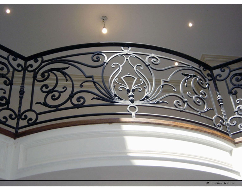 Custom Railings And Handrails Custommadecom