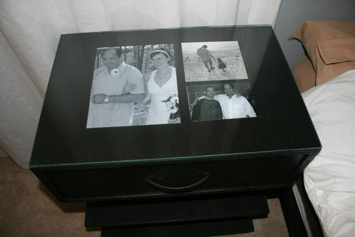 Custom Made Modern Night Stands