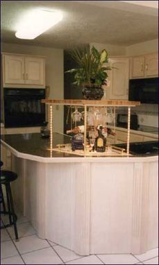 Custom Made Pop-Up Bar
