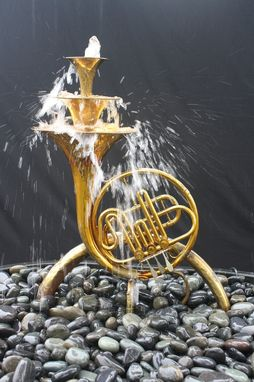 Custom Made French Horn - 1 Fountain Summer Sale
