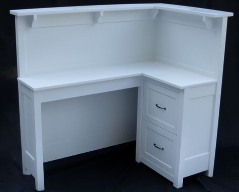 Custom Made Receptions Desk