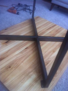 Custom Made Square And Rectangular Kitchen Butcher Block Table