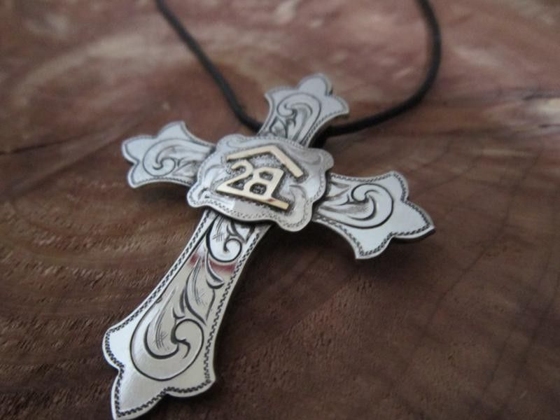 Custom cross necklaces necklace wallpaper gallerychitrak silver cross necklace pendants images aloadofball Image collections