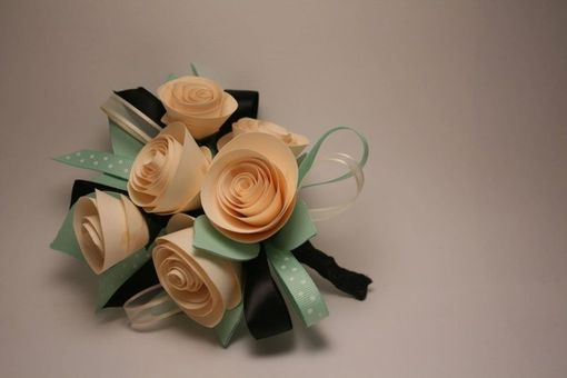 Custom Made Custom Baby Shower/ Wedding Shower Boutonniere