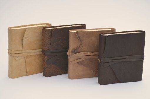 Custom Made Custom Made To Order Set Leather Bound Journal Collection
