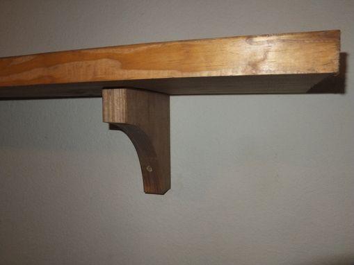 Reclaimed Wood Shelf - Handmade Reclaimed Wood Shelf By THH CREATIONS CustomMade.com
