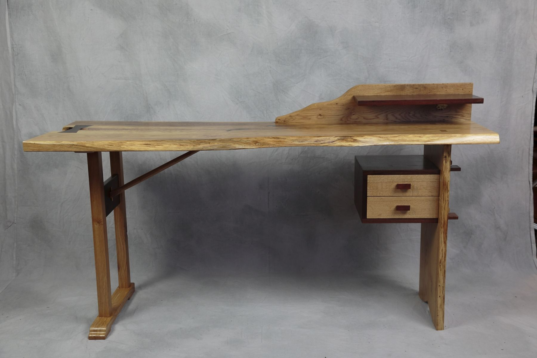 Custom Made Nakashima Inspired Writing Desk