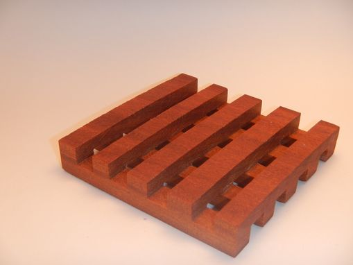 Custom Made Exotic Wood Trivet