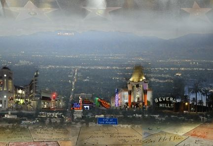 Custom Made Los Angeles Montage