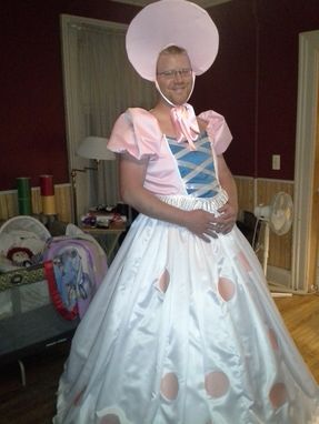 Custom Made Toy Story Bo-Peep Costume