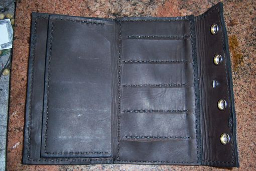 Custom Made Stingray Skin Lady Wallet