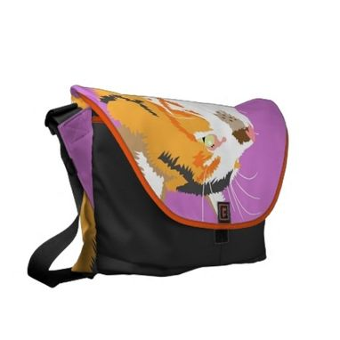Custom Made Custom Pet Messenger Bag (Large)