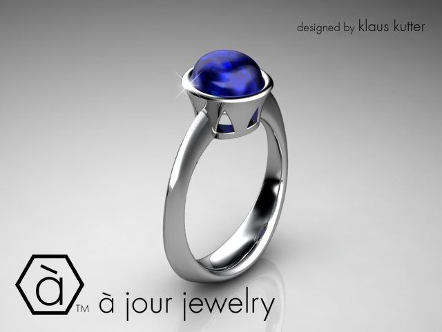 cabochon ring lrg main detailmain blue diamond in rings phab petite round white engagement gold halo topaz swiss with