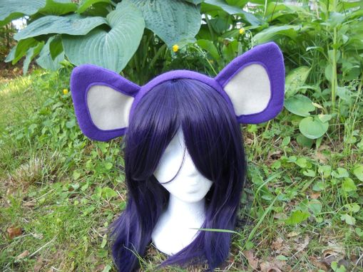 Custom Made Rattatta Cosplay Ears