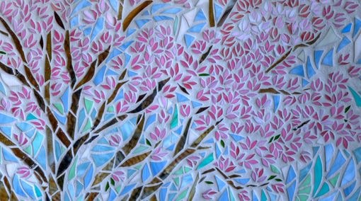 Custom Made Spring Magnolia Tree