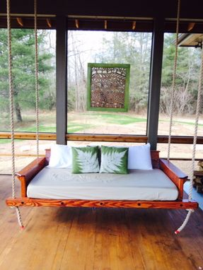 Swing Bed Porch