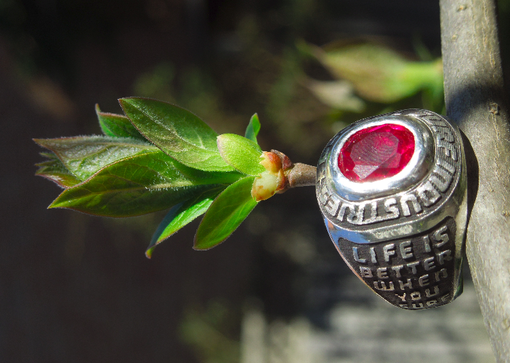 Custom Made Class Ring
