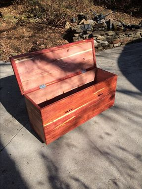 Custom Made Aromatic Cedar Chest