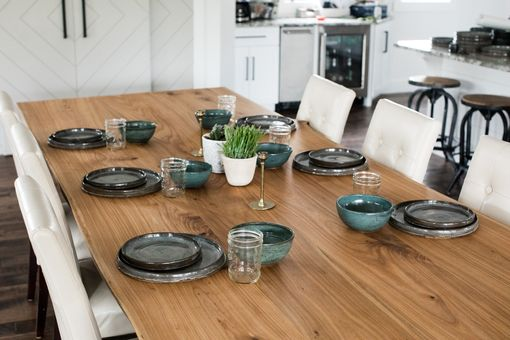 Custom Made Live Edge Dining/Conference Table