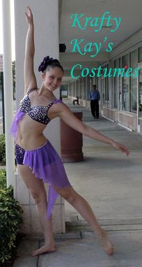 Custom Made Lyrical Costume