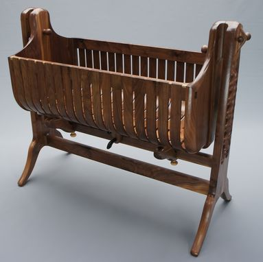 Custom Made The Lamerton Bassinet/Crib